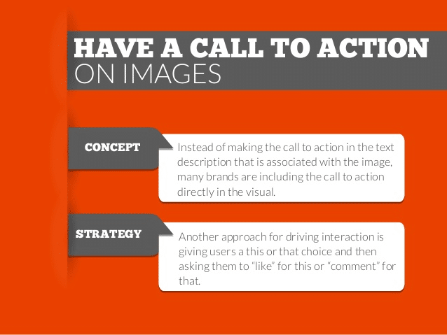 Images CTA - A Look at the Factors that Lead to a Drop in Instagram Engagement Rates