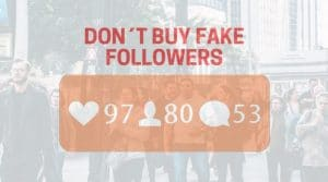 Dont Buy Fake Instagram Followers