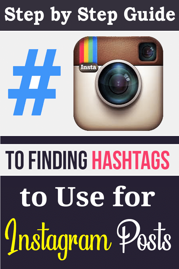 Hashtags to Use for Instagram