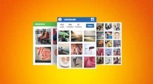 Embed Instagram Hashtag Feeds