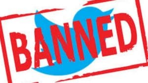 Unban Twitter Account